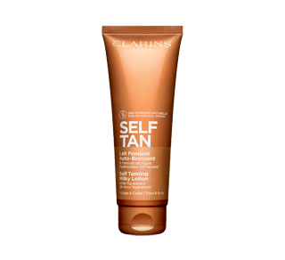 Self Tanning Milky Lotion, 125 ml