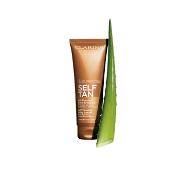 Image 2 of product Clarins - Self Tanning Milky Lotion, 125 ml