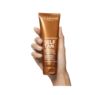 Image 4 of product Clarins - Self Tanning Milky Lotion, 125 ml
