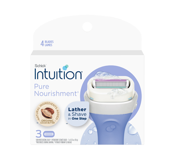 Intuition Pure Nourishment , 3 units