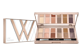 Thumbnail of product Lise Watier - Simply Nudes Eyeshadow Palette