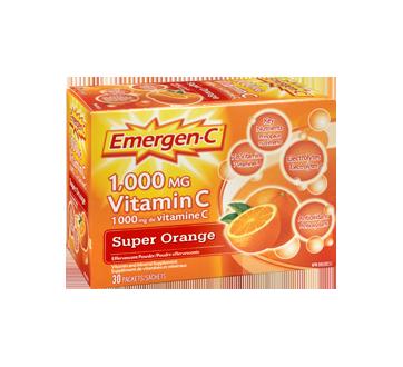 Image 2 of product Emergen-C - Emergen-C Vitamin C Super, 30 units, Orange