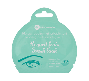 Fresh Look Relaxing and Refreshing Eye Mask, 1 unit