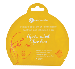 After Sun Soothing and Refreshing Mask, 1 unit