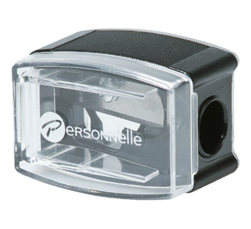 Image of product Personnelle Cosmetics - Single sharpener with cap