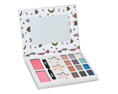 Image of product Personnelle Cosmetics - Glow Glamour Make Up Kit, 1 unit