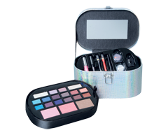 Image of product Personnelle Cosmetics - Glow Glamour Make Up Case, 1 unit