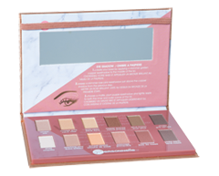 Image of product Personnelle Cosmetics - Or Rose Eye Shadow Palette, 1 unit