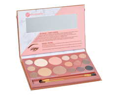 Image of product Personnelle Cosmetics - Or Rose Make Up Palette, 1 unit