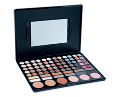 Image of product Personnelle Cosmetics - Professional Make Up Palette, 1 unit