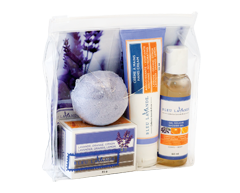 Image of product Bleu Lavande - Citrus Gift set, 4 untis