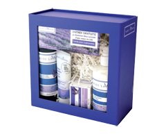 Image of product Bleu Lavande - Lavender Essential Gift set, 5 units