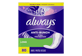 Thumbnail of product Always - Anti-Bunch Xtra Protection Long Liners, 80 units