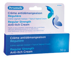 Image of product Personnelle - Regular Strength Anti-Icth Cream, 30 g