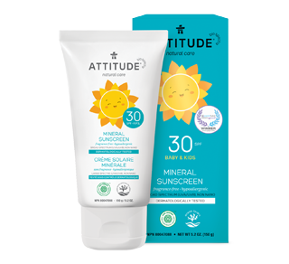 Sunscreen SFP 30, 150 g, Fragrance Free