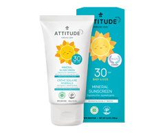 Image of product Attitude - Sunscreen SFP 30, 150 g, Fragrance Free
