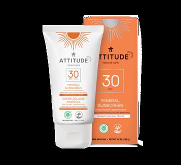 Mineral Sunscreen SPF 30, 150 g, Orange Blossom