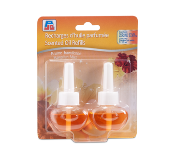 Image of product PJC - Scented Oil Refills, 2 X 20 ml, Hawaiian Mist