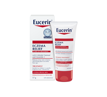 Image 1 of product Eucerin - Eczema Relief Flare-Up Treatment, 57 g