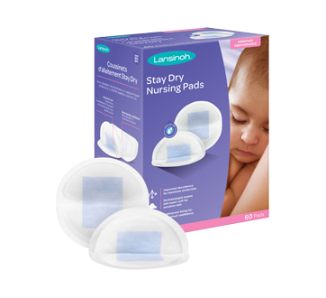 Image of product Lansinoh - Disposable Nursing Pads, 60 units