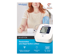 Image of product LifeSource - Automatic Blood Pressure Monitor