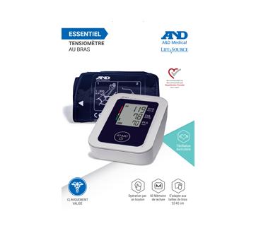 Image of product LifeSource - Automatic Blood Pressure Monitor, 1 unit, Medium