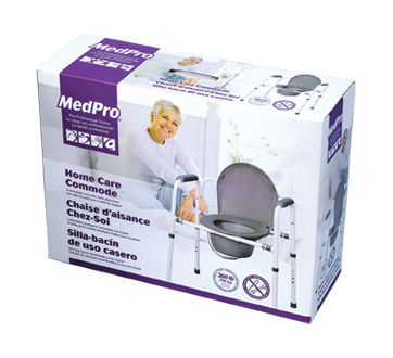 Image of product MedPro - Home Care Commode