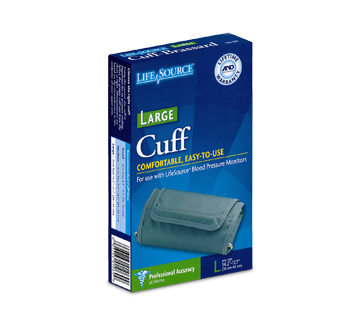 Image of product LifeSource - Large Cuff, 1 unit