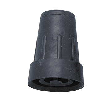 Image of product Hugo - Cane Tip # 19, 1 unit, Black