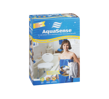 Image 5 of product AquaSense - Folding Bath Seat
