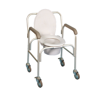 Image of product AMG - Deluxe Commode Chair, 1 unit