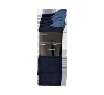 Dressy Men's Socks, 5 units