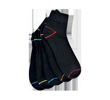 Sport Men's Socks, 5 units, Black
