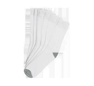 Sport Men's Socks, 5 units, White