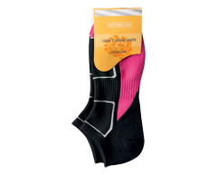 Image of product Studio 530 - Ladies' Ankle Socks, 1 unit, Black