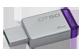 Thumbnail 2 of product Kingston - DataTraveler USB 3.0 Flash Drive, 8 GB, 1 unit