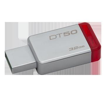 Image 2 of product Kingston - DataTraveler USB 3.0 Flash Drive, 16 GB, 1 unit