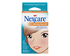 Image of product Nexcare - Acne Absorbing Assorted Covers, 36 units
