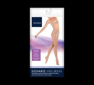 Image of product Sigvaris - Sheer Fashion for Women 120, Pantyhose, size C, Suntan
