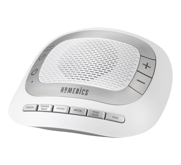 Image 2 of product HoMedics - SoundSpa Portable Sound Machine, 1 unit