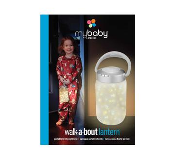 Image of product MyBaby par HoMedics - Firefly Nightlight, 1 unit