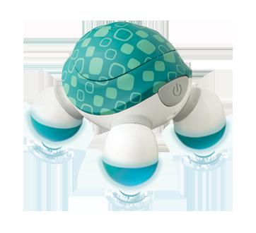 Image of product HoMedics - Turtle Mini Massager, 1 unit