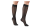 Thumbnail of product Truform - Compression Hosiery 15-20 mmhg, Knee High, Large, Black