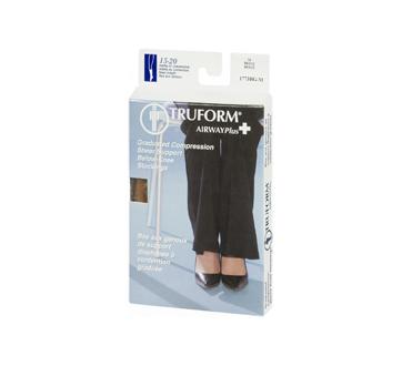 Image 1 of product Truform - Compression Hosiery for Women, 15-20 mmhg, Beige, Medium