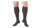 Thumbnail of product Truform - Compression Hosiery 15-20 mmhg, Men's Socks, Large, Coal