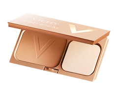Image of product Vichy - Teint Idéal Compact Powder, 9.5 g, Dark