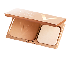 Image of product Vichy - Teint Idéal Compact Powder, 9.5 g, Light