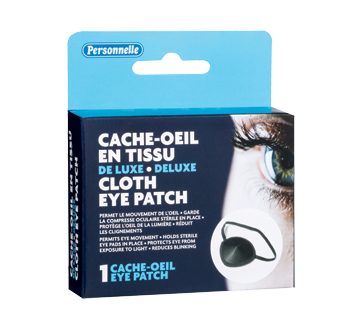 Image of product Personnelle - Deluxe Eye Patch, 1 unit