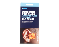 Image of product Personnelle - Easy-Insert Ear Plugs, 10 pairs