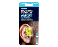 Image of product Personnelle - Ear Plugs for Swimmers, 1 unit